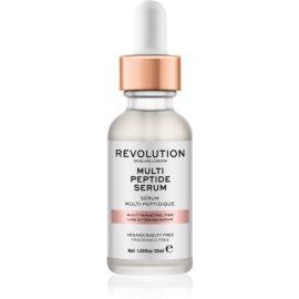 Revolution Skincare Multi Peptide Serum Multi Targeting, Fine Line & Firming Serum  30 ml