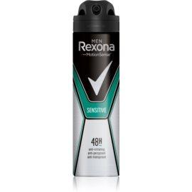Rexona Sensitive antiperspirant ve spreji 48h 150 ml