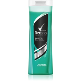 Rexona Quantum Douchegel en Shampoo 2in1  250 ml
