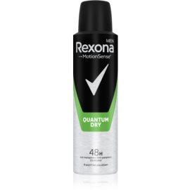 Rexona Dry Quantum antiperspirant v pršilu 150 ml