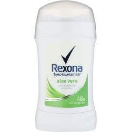 Rexona SkinCare Aloe Vera antiperspirant  40 ml