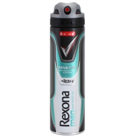 Rexona Sensitive Antiperspirant Spray 48h  150 ml