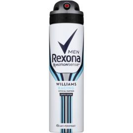Rexona Williams Racing Limited Edition antiperspirant ve spreji pro muže  150 ml