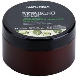 Rica Naturica Repairing Deep hloubkově regenerační maska pro velmi suché a poškozené vlasy  250 ml