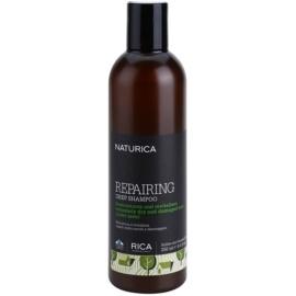 Rica Naturica Repairing Deep champô de restauração profunda para cabelo seco a danificado  250 ml