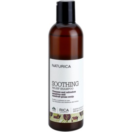 Rica Naturica Soothing Relief zklidňující šampon proti lupům  250 ml