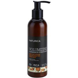 Rica Naturica Volumizing Experience dúsító kondicionáló finom és lesimuló hajra  250 ml