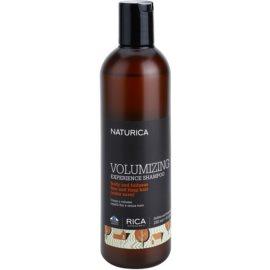 Rica Naturica Volumizing Experience champú para dar volumen para cabello fino y lacio  250 ml