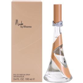 Rihanna Nude eau de parfum para mujer 100 ml