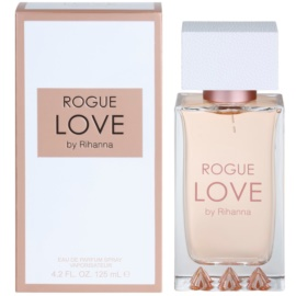 Rihanna Rogue Love eau de parfum per donna 125 ml