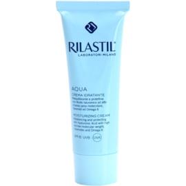 Rilastil Aqua hydratační pleťový krém SPF 15  50 ml