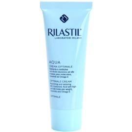 Rilastil Aqua nährende Hautcreme  50 ml