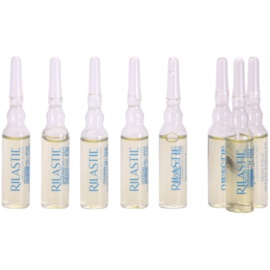 Rilastil Breast feszesítő szérum dekoltázsra és mellekre ampullákban  15x5 ml