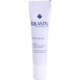 Rilastil Intensive Augencreme gegen Falten, Schwellungen und Augenringe  15 ml