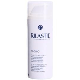 Rilastil Micro hydratisierendes Fluid gegen die ersten Anzeichen von Hautalterung  50 ml
