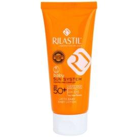 Rilastil Sun System молочко захисне  для дітей SPF 50+  100 мл