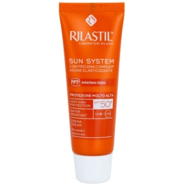 Rilastil Sun System creme facial protetor SPF 50+   50 ml