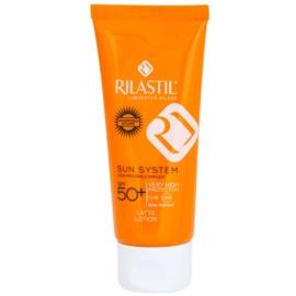 Rilastil Sun System защитно мляко за загар SPF 50+  100 мл.