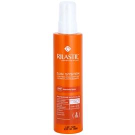Rilastil Sun System  schützende Sonnenmilch im Spray SPF 50+  200 ml