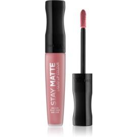 Rimmel Stay Matte Matter Flüssig-Lippenstift Farbton 200 Pink Blink 5,5 ml