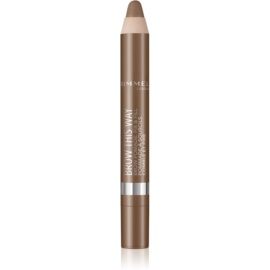 Rimmel Brow This Way Spancene Pomada in creion culoare 003 Dark 3,25 g