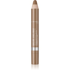Rimmel Brow This Way Spancene Pomada in creion culoare 002 Medium 3,25 g