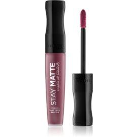 Rimmel Stay Matte Matter Flüssig-Lippenstift Farbton 860 Urban Affair 5,5 ml