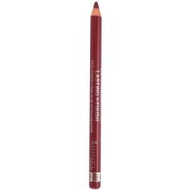 Rimmel 1000 Kisses creion contur pentru buze  culoare 071 Cherry Kiss 1,2 g