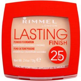 Rimmel Lasting Finish 25H ultra leichter Puder Farbton 004 Light Honey 7 g