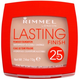 Rimmel Lasting Finish 25H ultra leichter Puder Farbton 005 Warm Honey 7 g