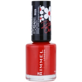 Rimmel 60 Seconds By Rita Ora lak na nechty odtieň 300 Glaston Berry 8 ml