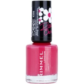 Rimmel 60 Seconds By Rita Ora лак для нігтів відтінок 322 Neon Fest 8 мл