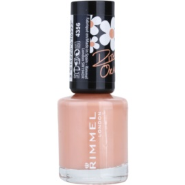 Rimmel 60 Seconds By Rita Ora lak na nehty odstín 408 Peachella 8 ml