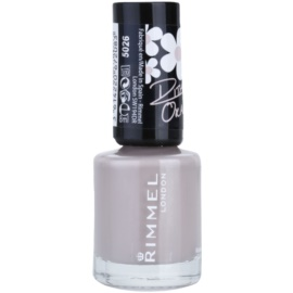 Rimmel 60 Seconds By Rita Ora lak na nehty odstín 498 Rain Rain Go Away 8 ml