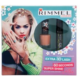 Rimmel By Rita Ora zestaw kosmetyków I.