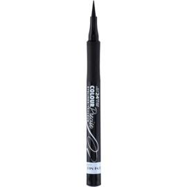 Rimmel Colour Precise szemceruza toll kivitelezésben árnyalat 001 Black 1 ml
