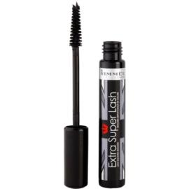 Rimmel Extra Super Lash Verlängernder Mascara  Farbton 101 Black Black 8 ml
