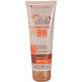 Rimmel Sun Shimmer Instant Tan BB creme  para corpo  125 ml