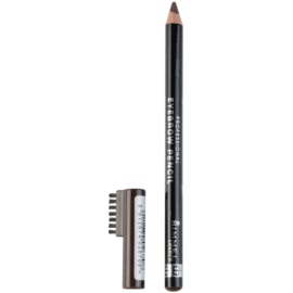 Rimmel Professional Eyebrow Pencil Augenbrauenstift Farbton 001 Dark Brown 1,4 g