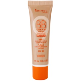 Rimmel Radiance BB Creme 9 in 1 SPF 20 Farbton Medium 30 ml