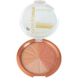 Rimmel Sun Shimmer 3 in 1 Shimmering Bonzer bleščeči puder odtenek 001 Gold Princess  9,9 g
