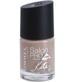 Rimmel Salon Pro Kate Nude lak na nechty s lycrou odtieň 128 Mistify me 12 ml