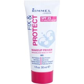 Rimmel Fix & Protect podkladová báze SPF 25 odstín 005 30 ml