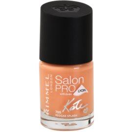 Rimmel Salon Pro By Kate esmalte de uñas con lycra tono 705 Reggae Splash 12 ml