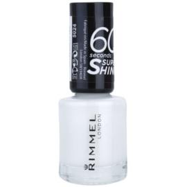 Rimmel 60 Seconds Super Shine Nagellak  Tint  703 White Hot Love 8 ml