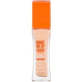 Rimmel Wake Me Up tekoči puder za osvetljevanje SPF 15 odtenek 201 Classic Beige 30 ml