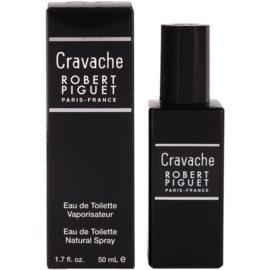 Robert Piguet Cravache eau de toilette férfiaknak 50 ml