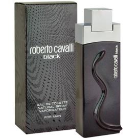Roberto Cavalli Black Eau de Toilette für Herren 100 ml