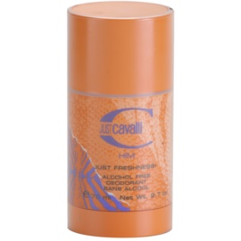 Roberto Cavalli Just Cavalli Him desodorizante em stick para homens 75 ml