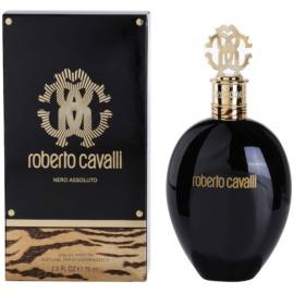 Roberto Cavalli Nero Assoluto parfumska voda za ženske 75 ml